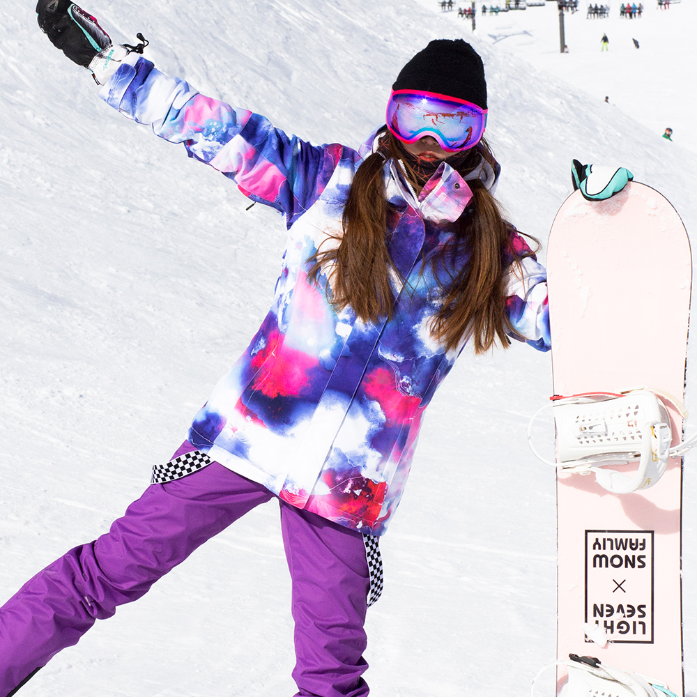 SIMAINING 2018 combinaison de Ski femmes veste de Snowboard + pantalon de Ski de montagne imperméable respirant extérieur hiver chaud manteau neige ensemble