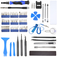 82Pcs Hand Tool Set Repair Tool Kit Precision Screwdriver Set For Tablet PC Smartphone Electronics