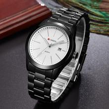 лучшая цена CURREN 8009 Watch Sports Men Watches Top Brand Luxury Famous Military Male Wristwatch Mens Clock Man Hodinky Relogio Masculino