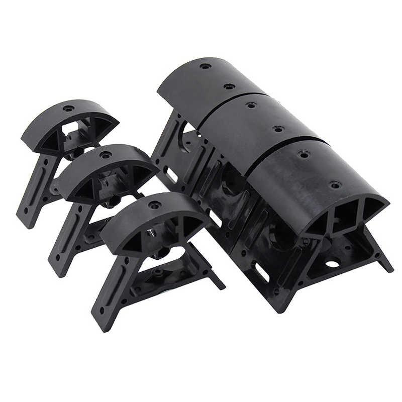 6 Pcs/set 3D Printer Kossel Aksesoris K800 Injeksi Sudut Profil Bingkai 2020 untuk Standar Eropa