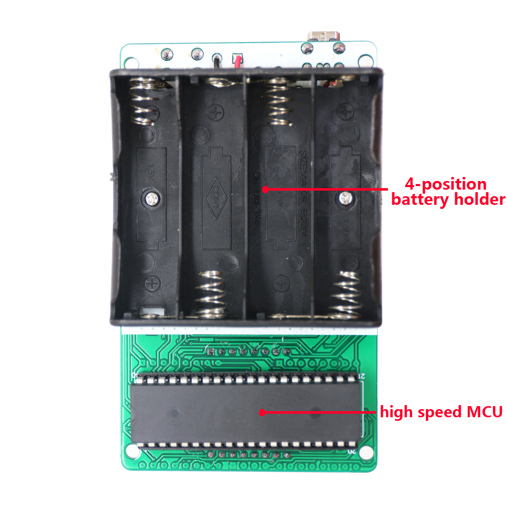 Преимущество оптовая торговля электронный DIY набор 8x16 матричный игровой автомат для тетрис/змея/выстрел/Гонки Diy Набор электронный - 4