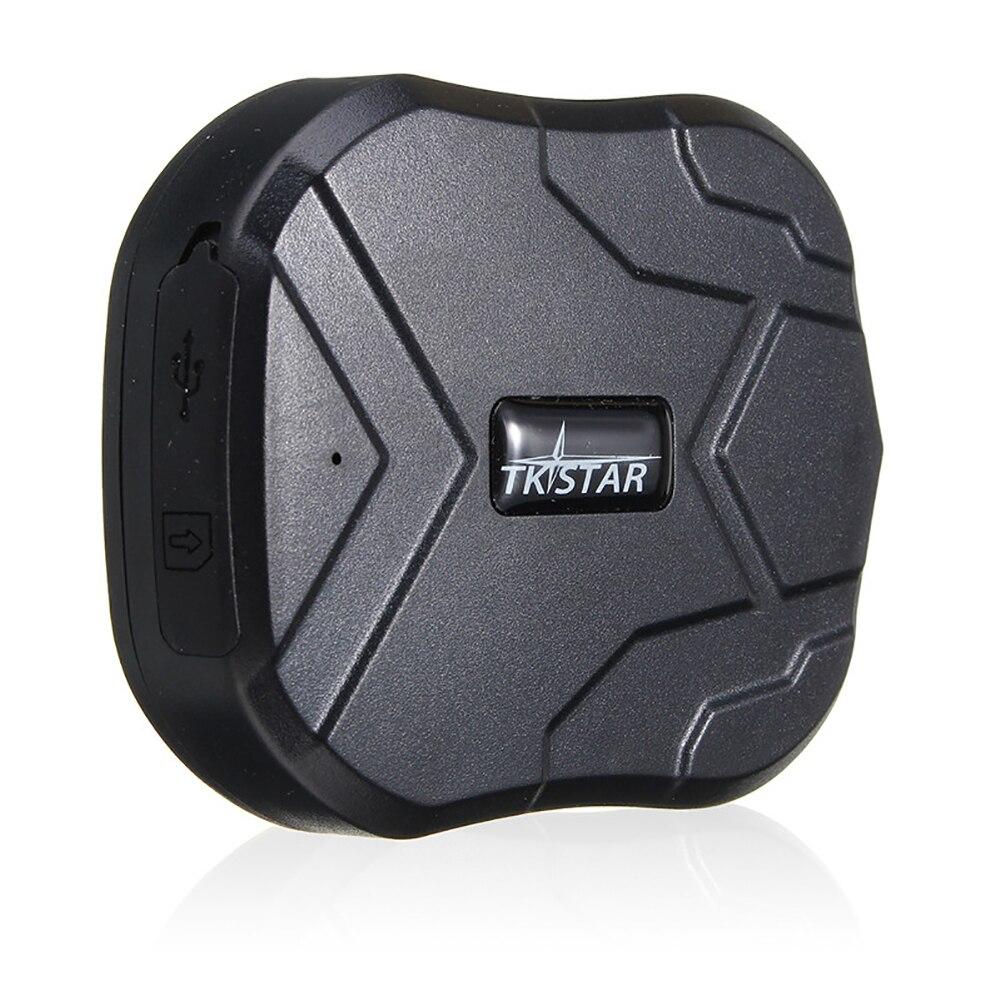 TK905 GPS dispositif de suivi de véhicule de voiture étanche puissant traqueur de véhicule aimant