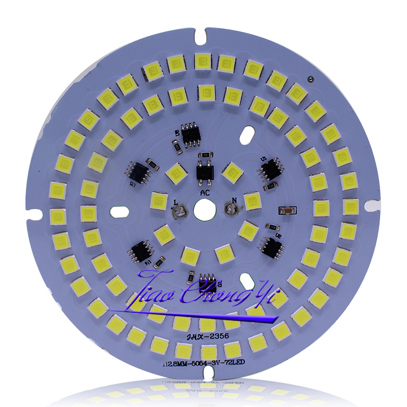 2 Jahre Garantie Runden Oberfläche Montiert 20 Watt 30 Watt 40 Watt Led Rundrohr Led-panel Pcb Disc Led Warme Weiße Kühle Weiße 220 V 230 V 240 V Licht & Beleuchtung