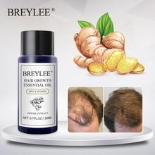 Breylee Hair Growth Essential Oil 20ml Fast Powerful Hair Products Hair Care Prevent Baldness Anti-hair Loss Serum Nourishing