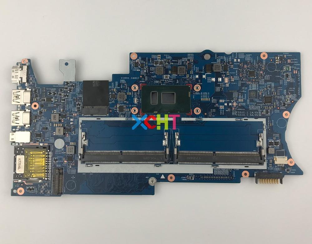 926714-601 926714-001 UMA w i5-7200U CPU 448.0C203.0011 for HP PAVILION X360 CONVERTIBLE 14-BA018CA 14M-BA011DX Motherboard
