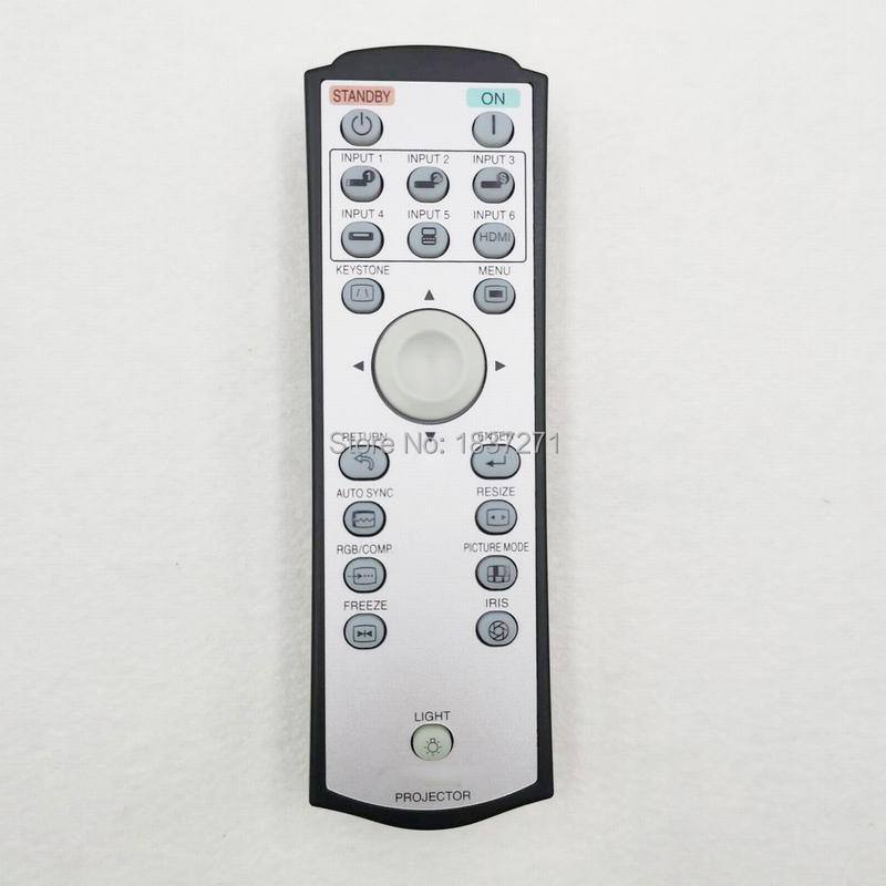 Original Remote Control RRMCGA543WJSA for Sharp XV Z3100U XV Z3100 XV Z3300 DT 510 projectors