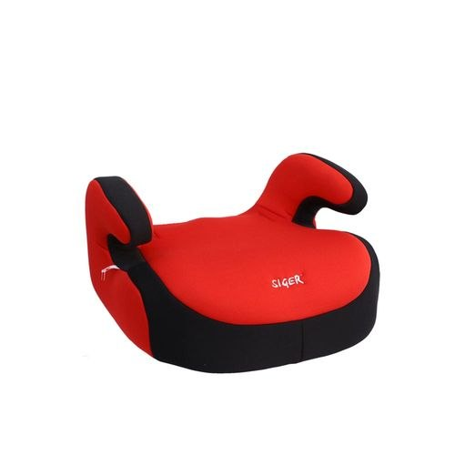 Car Seat booster SIGER red, груп. 3 (KRES0012) держатель rock universal air vent magnetic car mount red