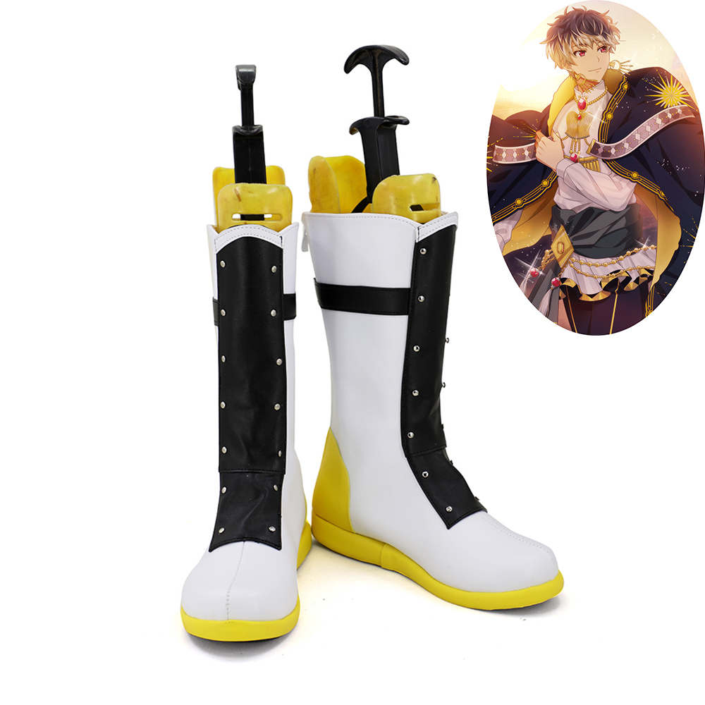 IDOLiSH 7 Momo Re:vale Observer of the Star Tour Cosplay Shoes Men Boots