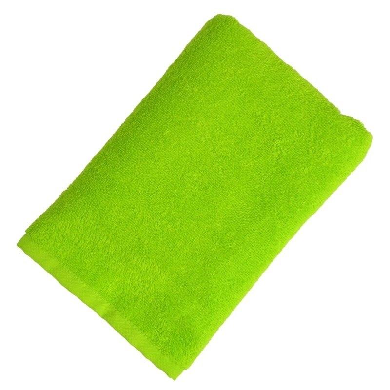 Towel Terry 50*90 cm green apple 1pcs heated towel rail holder bathroom accessoriestowel rack stainless steel electrictowel warmer towel dryer 120w