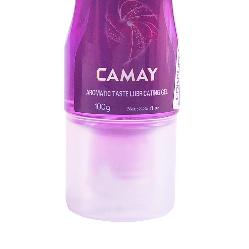 100ML Camay Intimate Lubricant Anal Vagina Sex Lube Massage Oil 2 In 1 Anal Gel Sex Lubricant Sexuales Anal Lubrication in Vibrators from Beauty Health