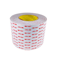 Die Cut 1Roll 20mm x 33M 3M Rp16 Waterproof Heat Resistant Strong Adhesive Acrylic Foam Vhb Double Sided Tape
