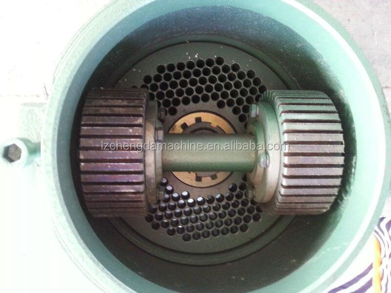 4 мм диаметр матрицы и роликовых корпусов KL200 гранулятор машина
