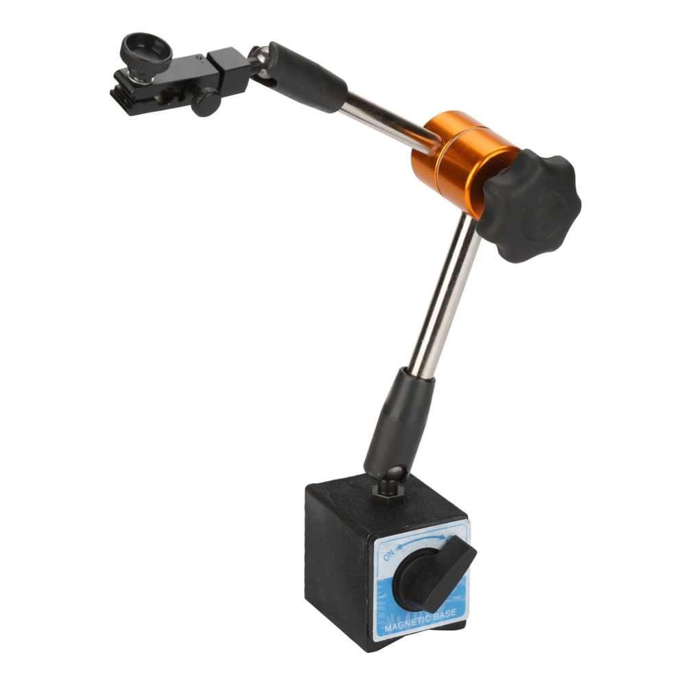 Base Holder 368mm Adjustable Universal Magnetic Base Holder Stand for Level Dial Indicator top