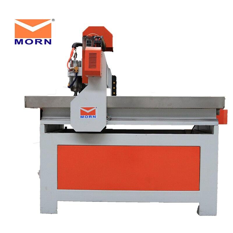 CNC Small Fiber Laser Cutting Machine CNC Router 1.5kw Spindle Motor Desktop Mini Machine for 3D Engraving