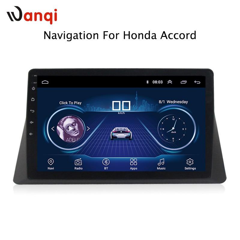 10 1inch Android 8 1 Car font b GPS b font Navigation For Honda accord 2008