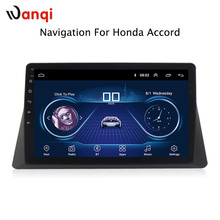 10.1inch Android 8.1 Car GPS Navigation For Honda accord 2008-2013 Support Stereo Audio Radio Video Bluetooth