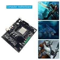 A780 PC Desktop Computer Motherboard DDR3 Dual Channel For AM3 RT8105E 100M Ethernet Network Card Mainboard For AMD A780/760G