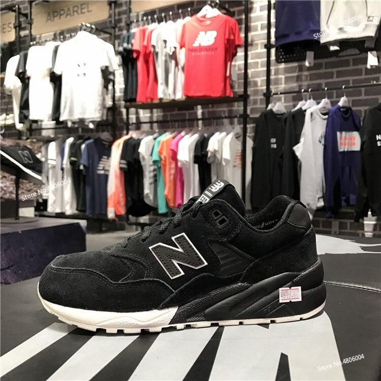 New Balance 580 Men Shoe Women's Shoes Retro Fashion Running Shoe Leisure Sports Shoes NB580 Mrt580bv