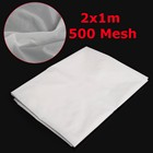 2Mx1M Nylon Filtration 500 Mesh Water Industrial Filter Cloth Mesh Soya Bean Colander Coffee Strainer