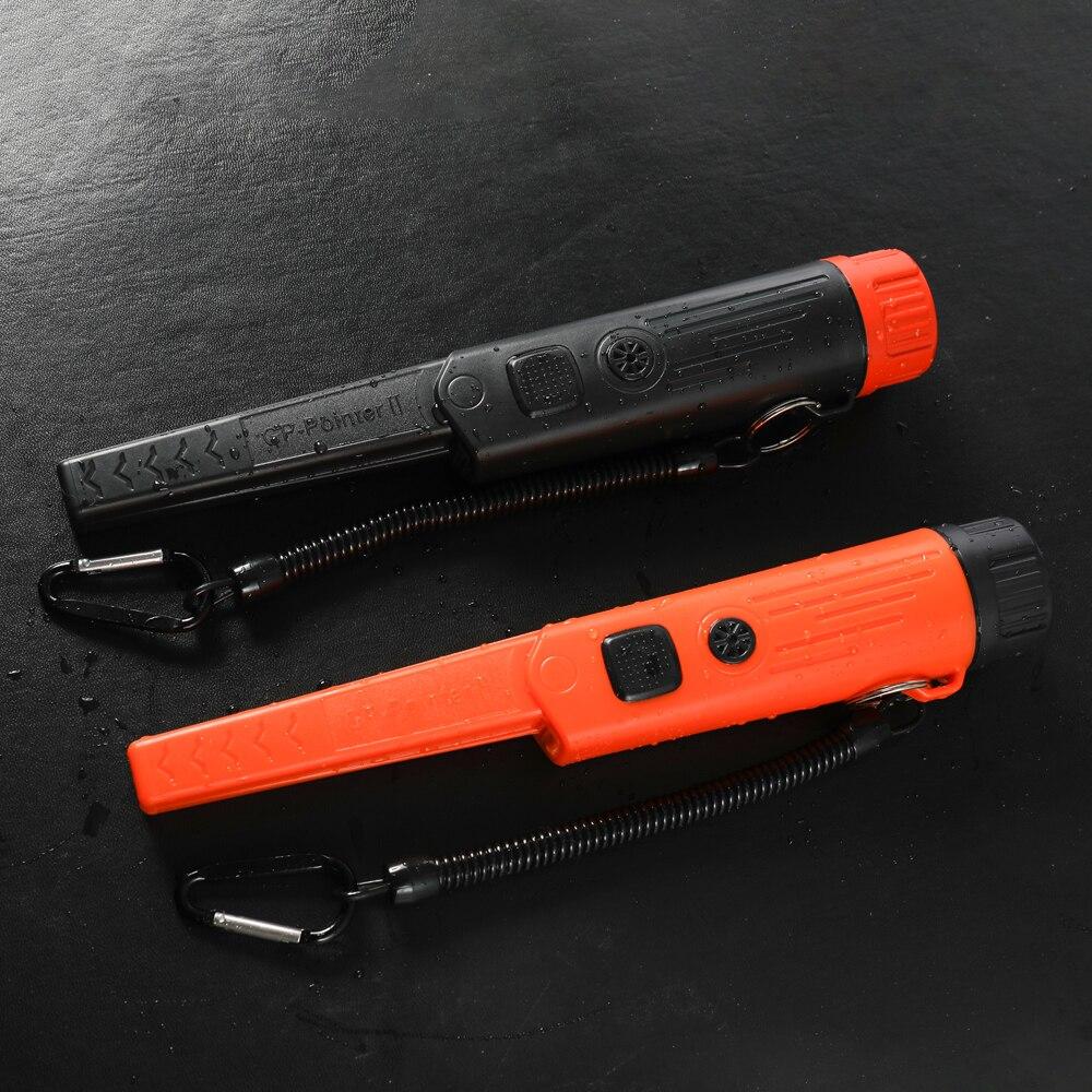 KKMOON nouvelle mise à niveau détecteur de métaux Mini pointeur TRX Pro Pinpoint gp-pointerii détecteur de métaux à main étanche Met brassard