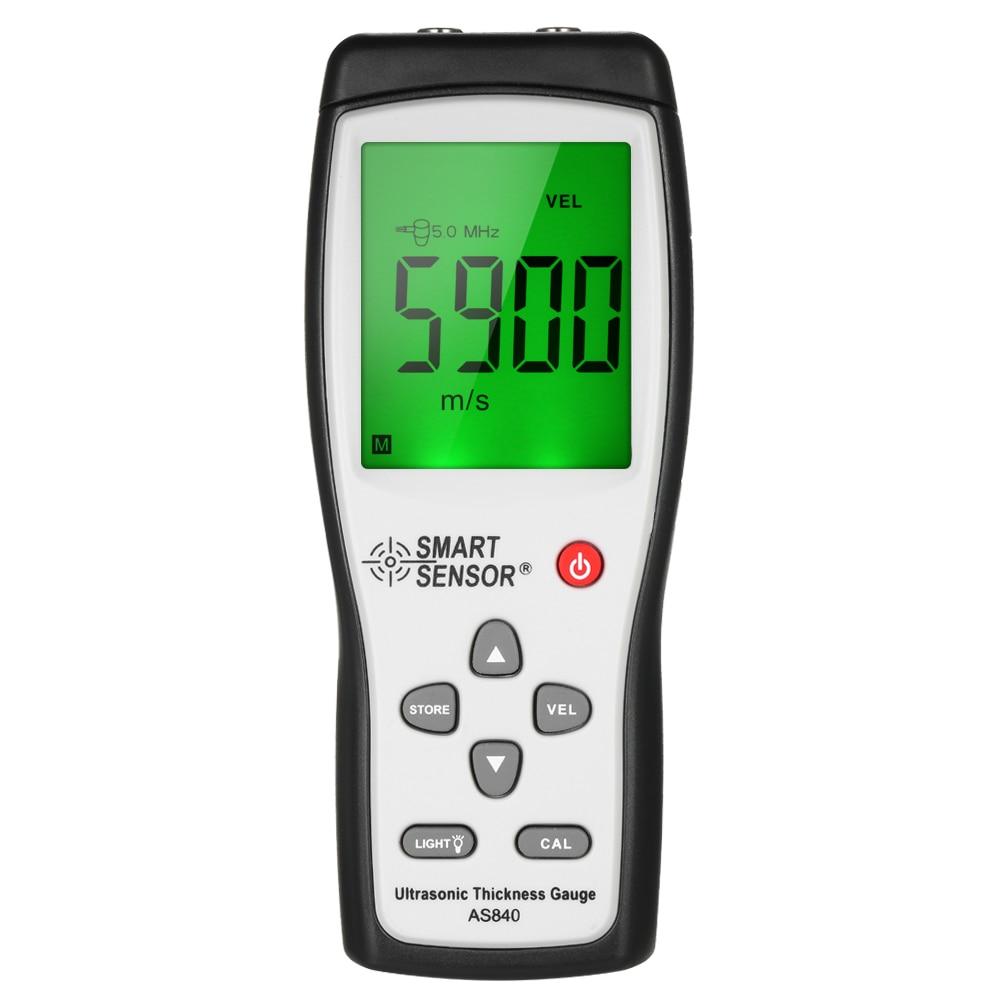 KKMOON AS840 LCD Digital Coating Thickness Gauge Range 1.2~225mm High AccuracyKKMOON AS840 LCD Digital Coating Thickness Gauge Range 1.2~225mm High Accuracy