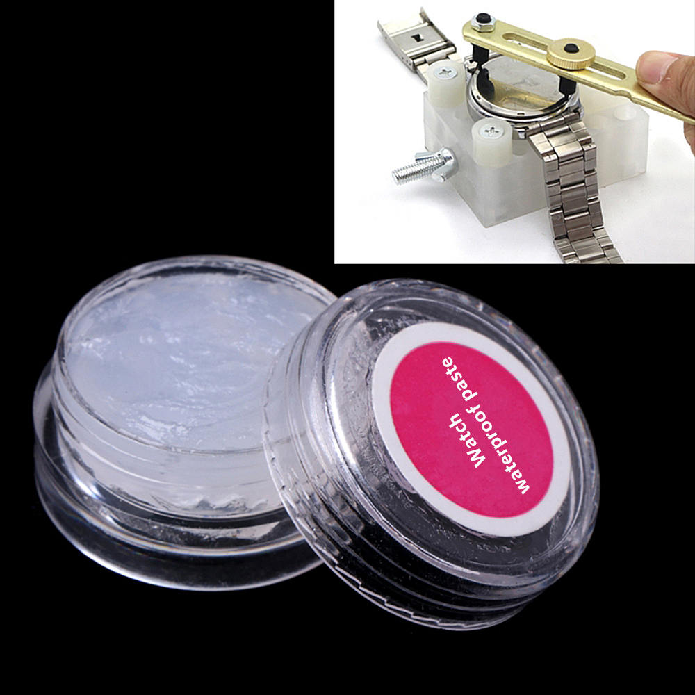 5pcs Silicone Grease Waterproof Watch Cream Upkeep Repair Restorer Tool For Household Practical Watch Tool