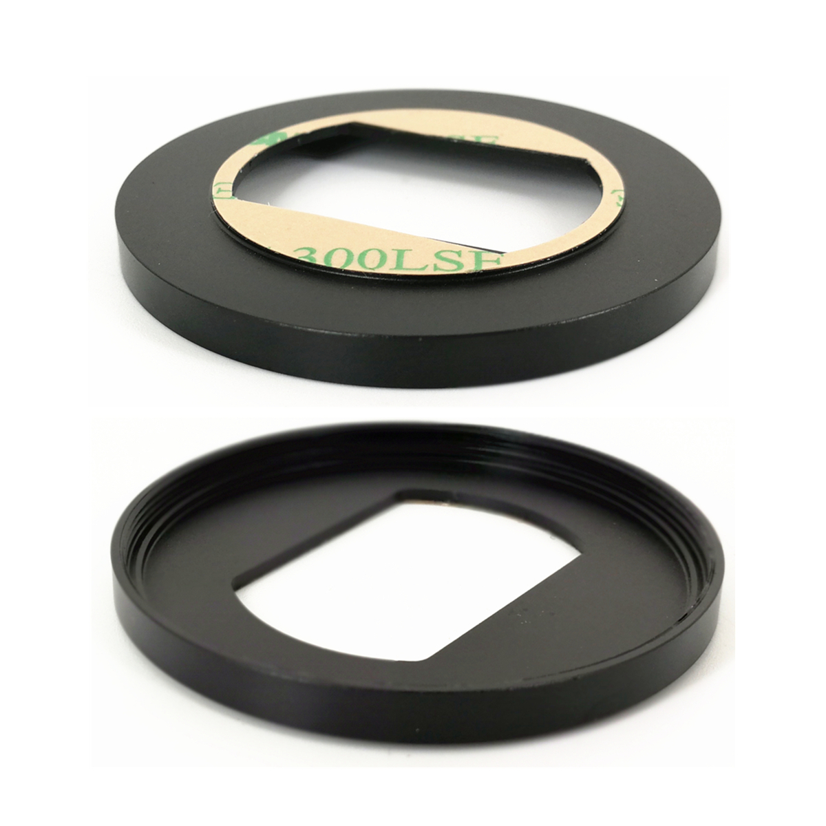 52mm Metal Filter Adapter Ring + Sticker for Sony RX100M5 / RX100M6 / RX100 V RX100V / RX100 VI RX100VI replace RN RX100VI-in Lens Adapter from Consumer Electronics