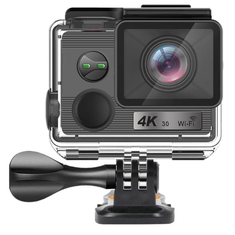 Nouvelle caméra d'action Ultra HD 4 K/60fps WiFi 2.0