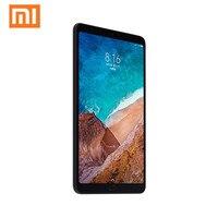 Xiaomi mi Pad 4 Plus LTE 4G + 128G глобальная rom оригинальная коробка Snapdragon 660 mi UI 9,0 10,1 планшет черный оригинальный Xiao mi планшет 4 Plus
