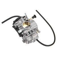 1Set Carburetor+Filter+Throttle Base Cover Rubber Gasket For Yamaha Bear Tracker 250 YFM250 Bear Tracker YFM 250 1999 2004 ATV
