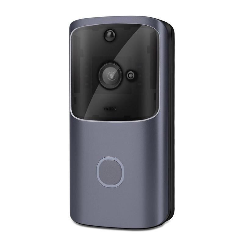 M10 720p WiFi Smart Video Doorbell Camera APP Control Remote Monitoring Video Intercom Phone Call DoorbellM10 720p WiFi Smart Video Doorbell Camera APP Control Remote Monitoring Video Intercom Phone Call Doorbell