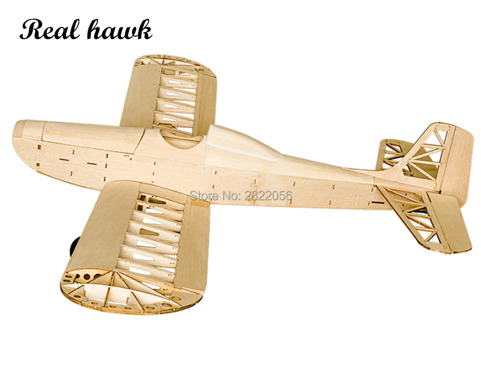 Image 3 - RC Plane Laser Cut Balsa Wood Airplane Astro Junior Frame without Cover Wingspan 1380mm Balsa Wood Model Building KitRC Airplanes   -