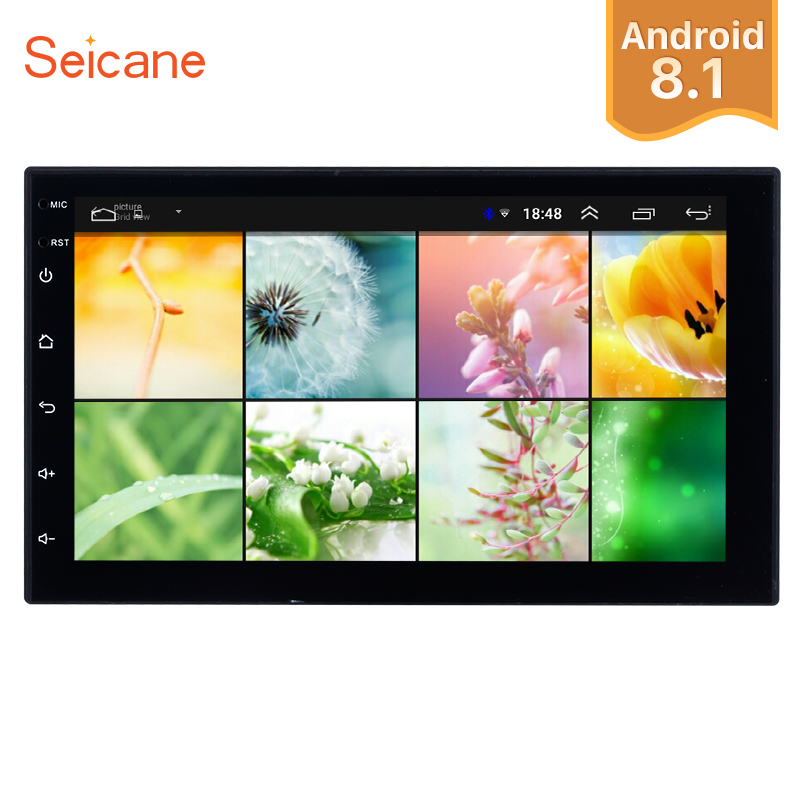 Autoradio universel Seicane 2Din Android 8.1 7