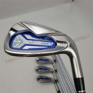 Image 5 - Nieuwe Vrouwen Honma Golf Club Honma Bezeal 525 Golf Complete Set Met Hout Putter Head Cover (Geen Zak) gratis Verzending
