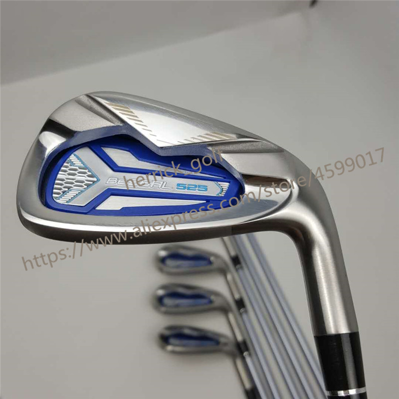 Image 5 - Women's golf clubs HONMA BEZEAL 525 Golf Irons Ms. Golf Club Graphite Golf Club L Bending NO  bag Free Shipping-in Golf Clubs from Sports & Entertainment