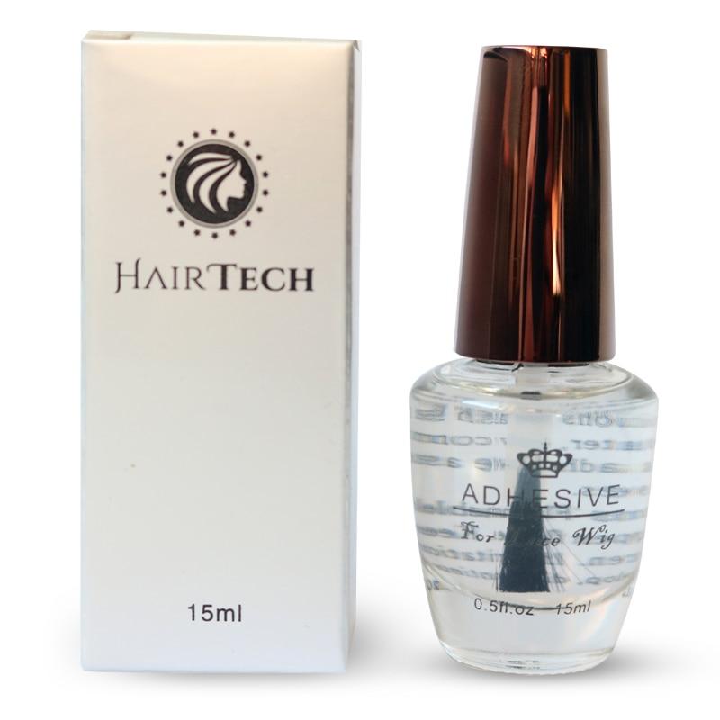 Adhesives 1/2/5 Bottle/lot 0.5 Oz/15ml Black Hair Weaving Bond Hair Extension Bonding Glue For Bonding Hair Weft Tools & Accessories