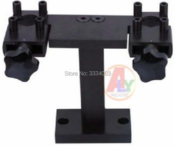 T02 Common Rail Injector Stand Frame Used On Common Rail Test Bench For Bosch Denso And Delphi, Can Install 2PCS Injectors