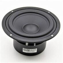 "HIFIDIY LIVE HIFI 5.7 inch 5 ""Midbass Woofer luidspreker 8OHM 90 W Luidspreker QA 5101F"