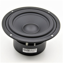 "HIFIDIY LIVE HIFI 5.7 inch 5"" Midbass Woofer speaker Unit  8OHM 90W  Loudspeaker QA 5101F"