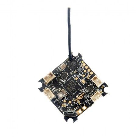 JMT Happymodel Crazybee F4 Pro V2.0 1 3S ใช้งานร่วมกับเที่ยวบินควบคุมสำหรับ Mobula7 HD ภายใน Frsky/Flysky โปรโตคอล RX อุปกรณ์เสริม-ใน ชิ้นส่วนและอุปกรณ์เสริม จาก ของเล่นและงานอดิเรก บน AliExpress - 11.11_สิบเอ็ด สิบเอ็ดวันคนโสด 1
