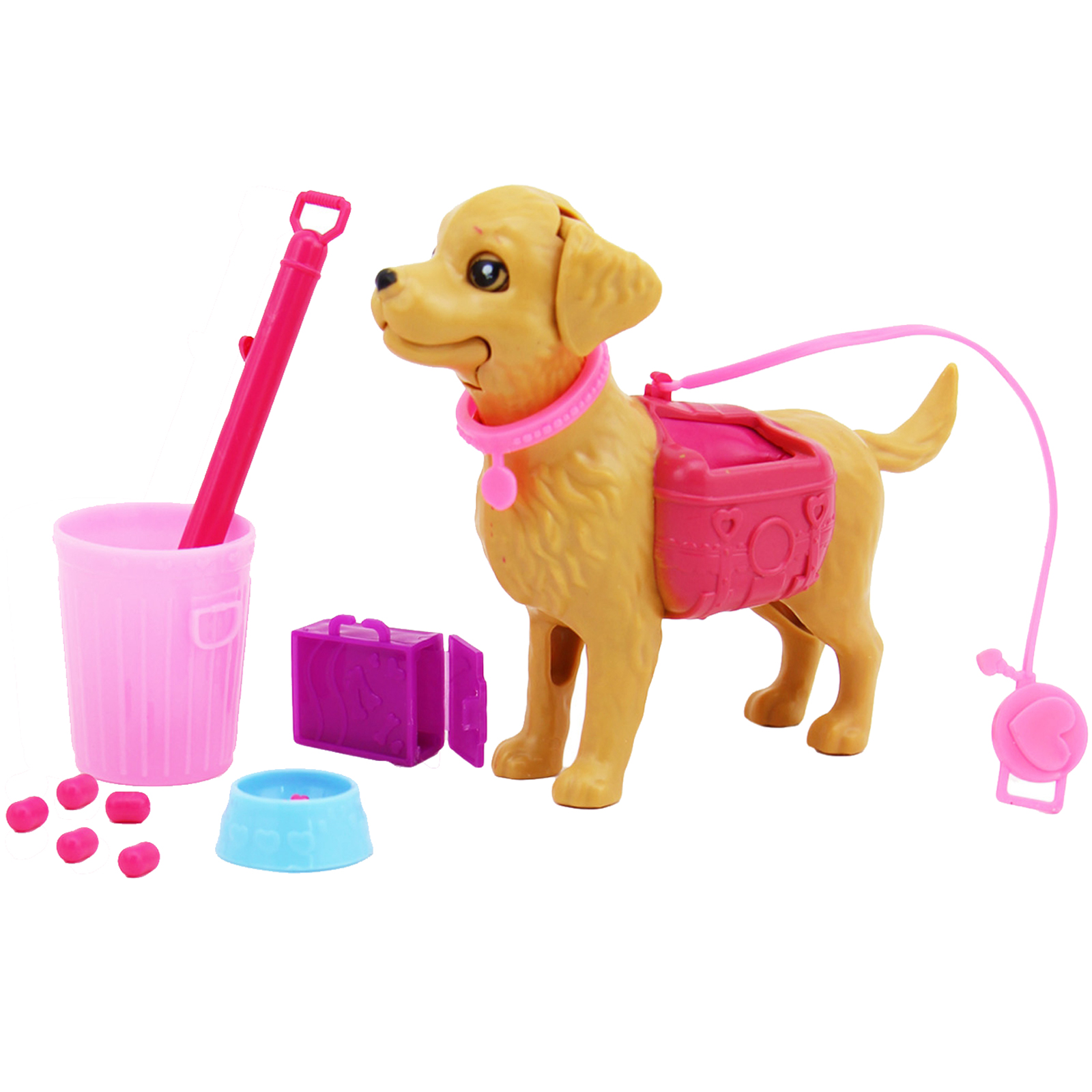 Barbie Ken Dog Trainer Playset with Doll and Accessories Multi