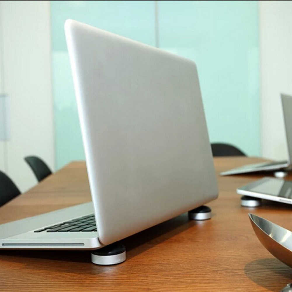 Moda Portátil de Resfriamento Do Computador Portátil Tablet Estande Titular Doca Suporte Preguiçoso Sofá Para Macbook Air Macbook Pro iPad Pro Estande