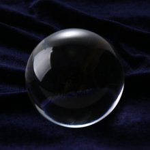 Хрустальный стеклянный шар прозрачный шар для подарок на день рождения шарик для фотографии помощь Главная подарок сувенир Cristal аксессуары