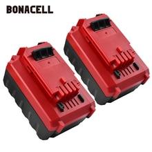 Bonacell 20V 6000mAh Li-ion Battery For Porter Cable PCC685L PCC680L PCC681L PCCK602L2 PCC600 PCC640 PCC682L PCC685LP L30
