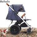 Babalo kinderwagen, Freies verschiffen und 12 geschenke, niedrigeren fabrik preis für erste verkäufe, neue design