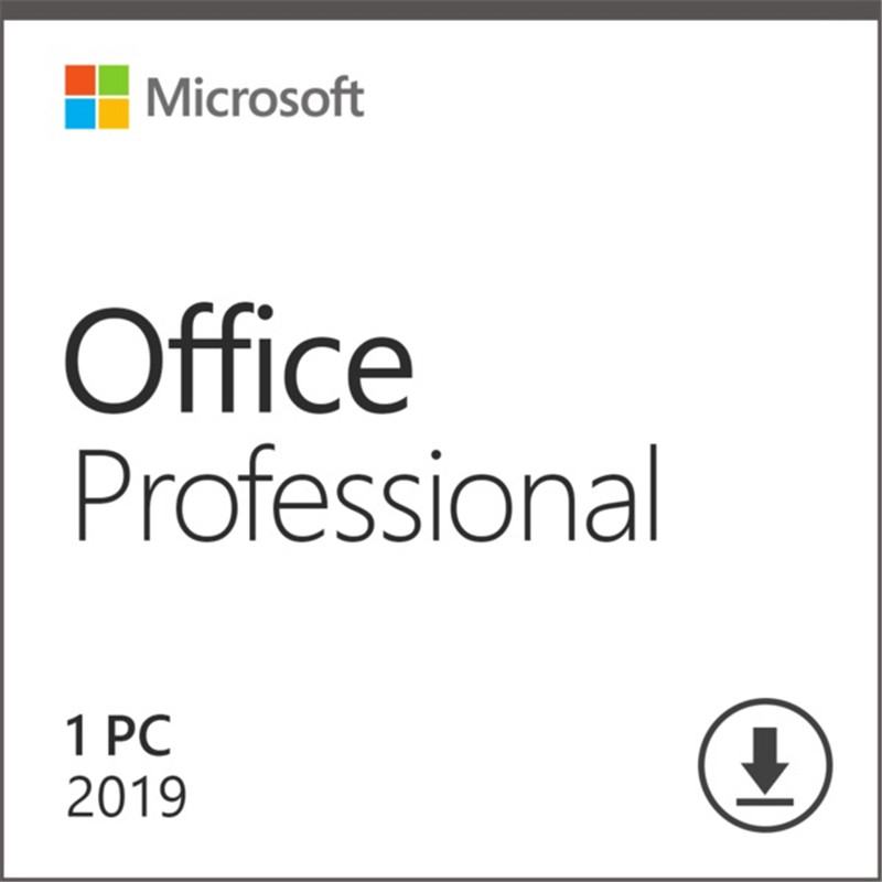 Image 2 - Microsoft Office Professional 2019 For Windows 10 Product Key Code Retail Box