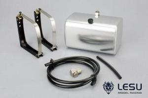 Image 5 - Lesu金属85ミリメートル油圧燃料タンクダンプトラック用1/14 rc tmyモデルカーdiy TH02473