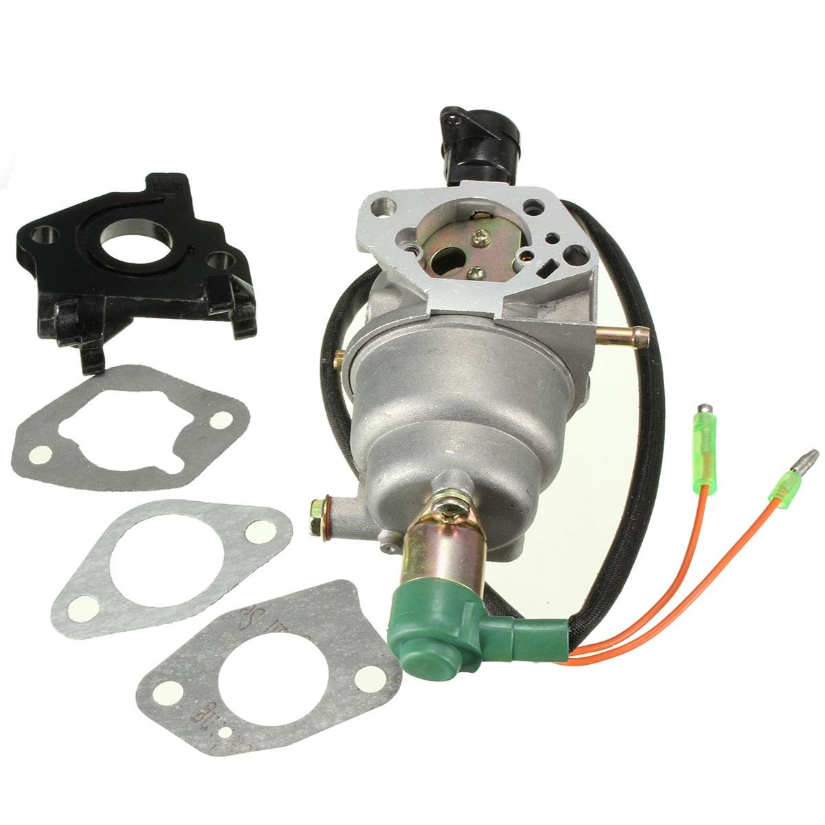 Carburateur de pompe à eau pour Jingke Huayi Kinzo Ruixing 13HP 14HP 15HP 16HP 188F 190F