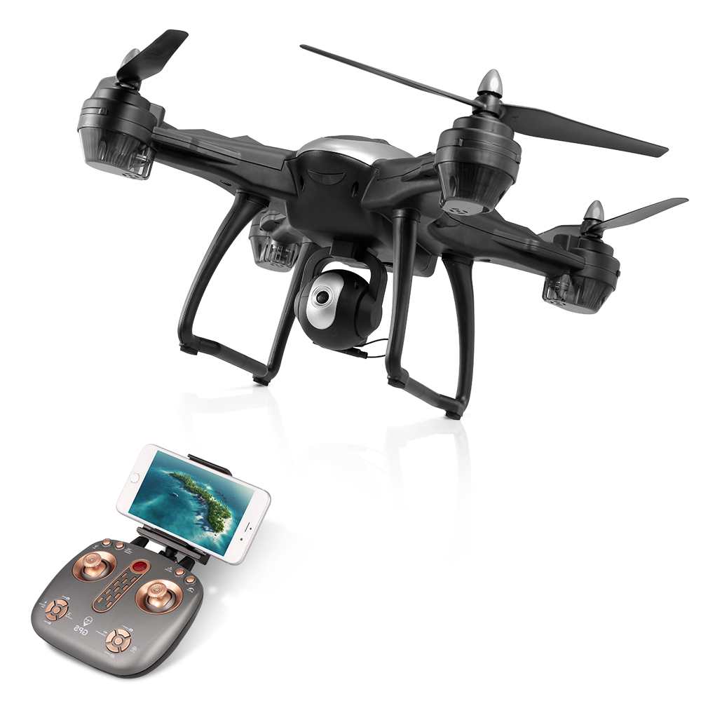 Gps Lh-x38g Rc Drone Met 4 K Camera Wifi Fpv Drone Auto Volgende Hoogte Hold Rc Quadcopter Speelgoed