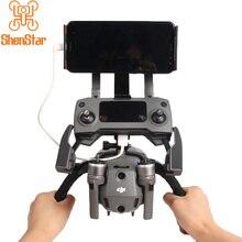 Комплект для дрона с двойной ручкой, Ручной Стабилизатор Gimbal, кронштейн для DJI MAVIC 2 PRO /ZOOM PTZ, с держателем для планшетов/пультов дистанционного управления